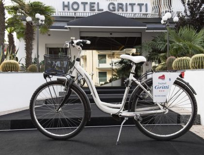 Bike rent Hotel Gritti