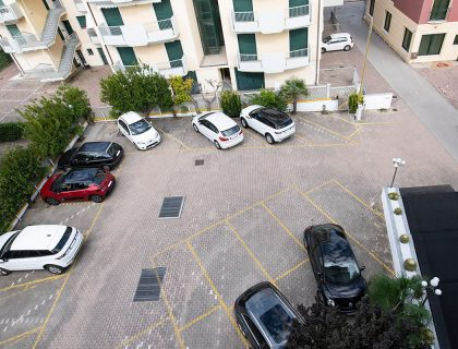 Parking Hotel Gritti